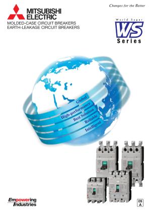 Molded Case Circuit Breakers Earth Leakage Circuit Breakers