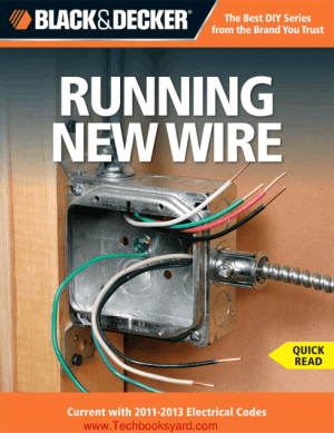 Running New Wire