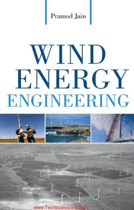 Wind Energy Engineering By Pramod Jain