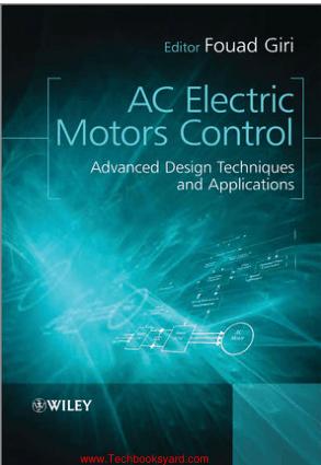 AC Electric Motors Control Advanced Design Techniques and Applications