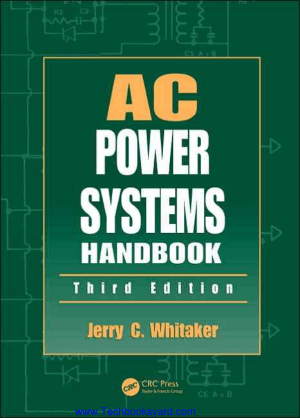 AC Power Systems Handbook 3rd Edition by Jerry C. Whitaker