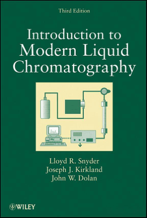 Introduction to Modern Liquid Chromatography 3rd Edition