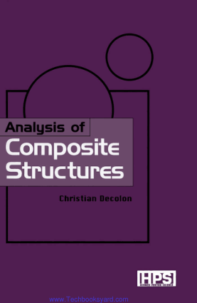 Analysis of Composite Structures by Christian Decolon