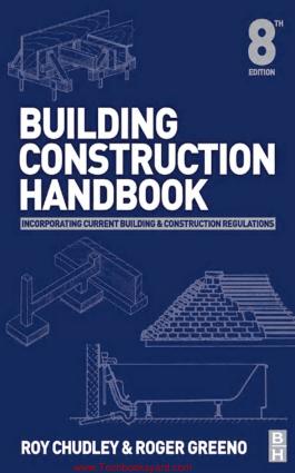Building Construction Handbook 8 Edition