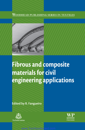 Fibrous and Composite Materials for Civil Engineering Applications