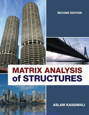 Matrix Analysis of Structures Second Edition