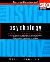 Psychology A Self-Teaching Guide Frank J. Bruno