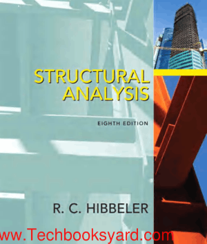 Structural Analysis by R C Hibbeler 8th edition