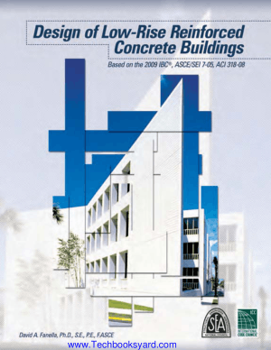 Design of Low Rise Reinforced Concrete Buildings