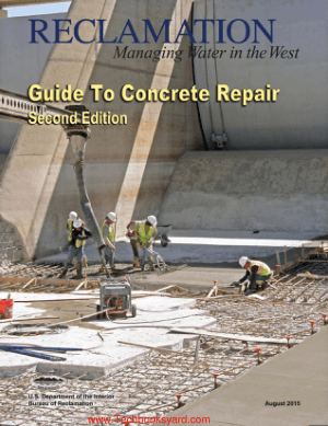 Guide to Concrete Repair 2nd Edition