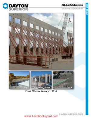 Accessories Concrete Construction