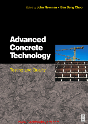 Advanced Concrete Technolog