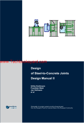 Design of Steel to Concrete Joints Design Manual-2