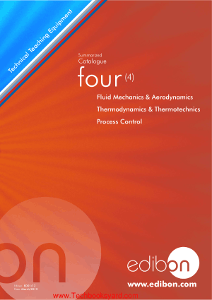 Fluid Mechanics and Aerodynamics Thermodynamics and Thermotechnics Process Control