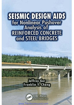 Seismic Design Aids for Nonlinear Pushover Analysis of Reinforced Concrete and Steel Bridge