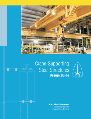 Crane Supporting Steel Structure Design Guide
