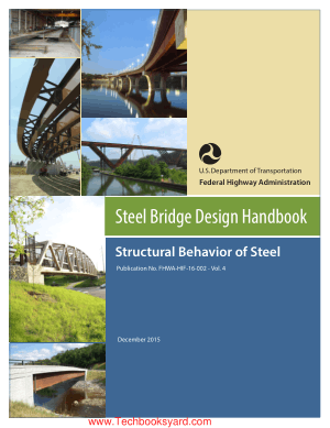 Steel Bridge Design Handbook Structural Behavior of Steel