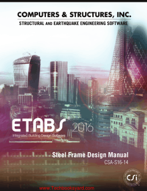 Steel Frame Design Manual Csa S16 14vt