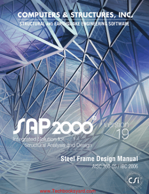Steel Frame Design Manual SAP2000