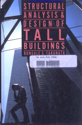 Structural Analysis and Design Tall buildings