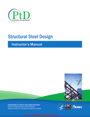 Structural Steel Design Instructors Manual