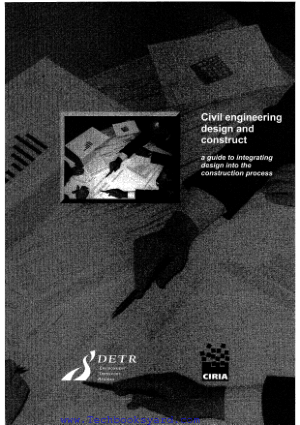 Civil Engineering Design and Construct A Guide to Integrating Design into the Constructing Process