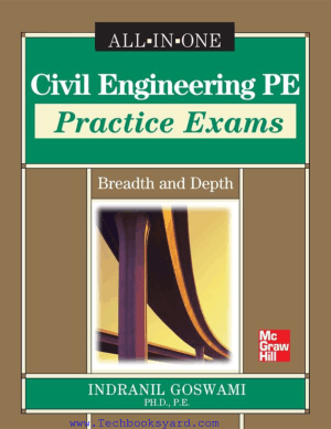 Civil Engineering PE Practices Exams Breadth and Depth