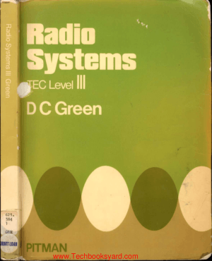 Green Radio Systems Tec Level III