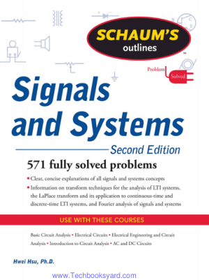 Signals and Systems by Second Edition