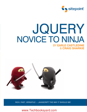 jQuery Novice to Ninja