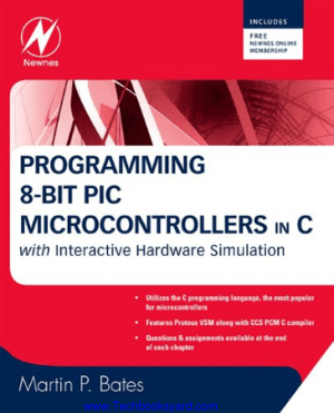 Programming 8 bit PIC Microcontrollers in C