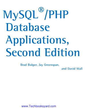 Wiley MySQL PHP Database Applications 2nd Edition