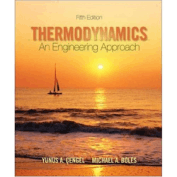 thermodynamics an engineering approach 5th edition