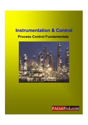 Process Control Fundamentals