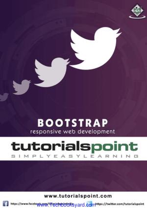 Bootstrap Responsive Web Development