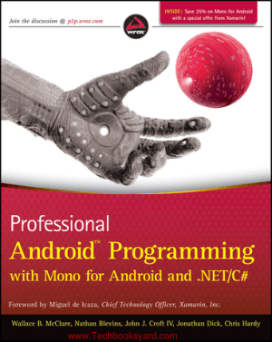 Professional Android Programming with Mono for Android and NET C#