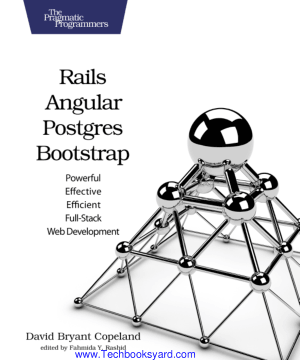 Rails Angular Postgres and Bootstrap