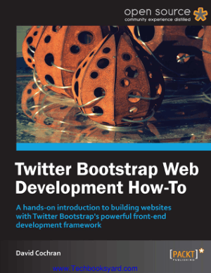 Twitter Bootstrap Web Development How To