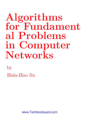 Algorithms for Fundamental Problems in Computer Networks by Hsin Hao Su