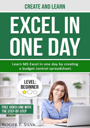 Create and Learn Excel in 1 day Learn Ms Excel in one day by creating a Budget Control