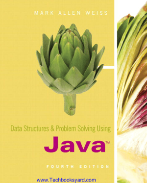 Data Structures and Problem Solving Using Java fourth edition