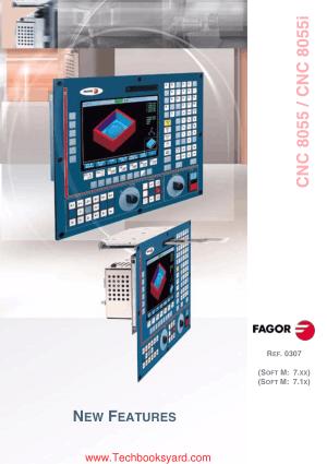 CNC 8055 CNC 8055 i