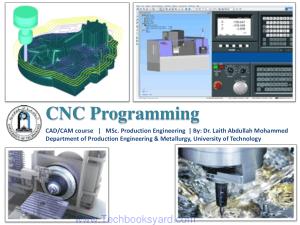CNC Programming CAD_CAM Course