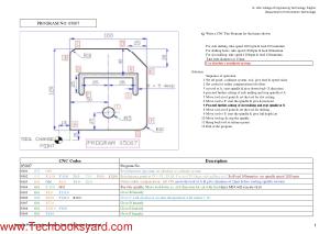 CNC Programs No-05007