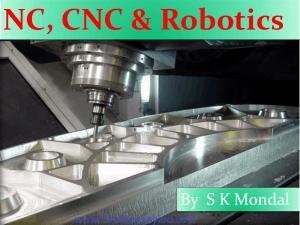 NC CNC and Robotics