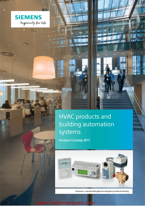 HVAC products and Building Automation Systems 2017