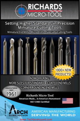 Setting Higher Standards in Precision Miniature Cutting Tools