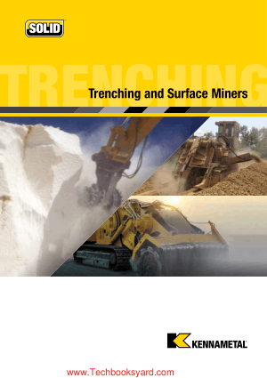 Trenching and Surface Miners