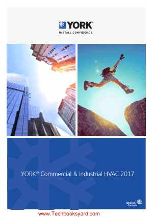 YORK Commercial and Industrial HVAC 2017