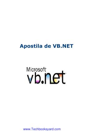 Apostila de VB.NET
